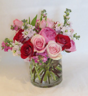 Roses and Peonies Bouquet