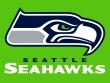 Seattle Seahawks theme flowers