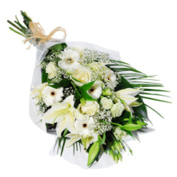 White Mixed Boquet