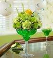 Floral Lime Margarita by CCF