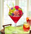 Floral Sangria Bouquet by CCF