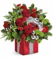Telefora's Gift Wrapped Bouquet by CCF