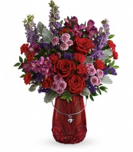 Teleflora\'s Delicate Heart by CCF