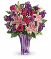 Teleflora's Luxurious Lavender by CCF
