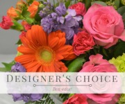 Caan Floral - Designers Choice - Large