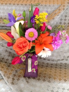 Bel Aire Birthday Bouquet