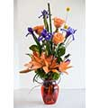 Bel Aire Orange Dream Bouquet