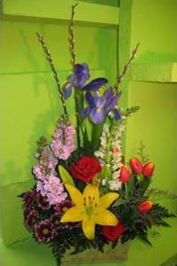 The Bel-Aire Summer Garden Bouquet