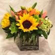 Bright Sunshine Vase