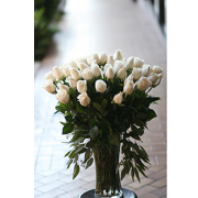 White Rose Celebration Arrangement