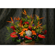 Tropical Island Floral Arrangement