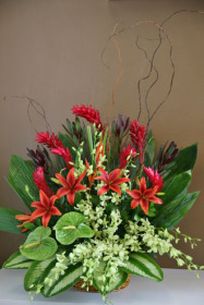 Tropical Dream Flower Arrangement