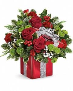 The Flower Box Gifts Teleflora Present Sweetwater TX 79556 FTD