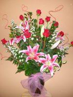 Lily and rose Splender