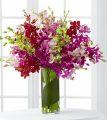 The Luminous Orchid Bouquet