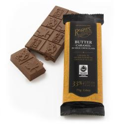 Rogers' Butter Carmel Milk Chocolate Bar