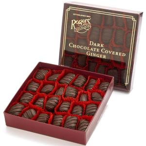 Rogers\' Ginger Chocolates