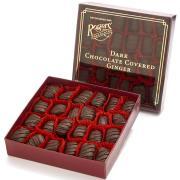Rogers' Dark Chocolate Ginger Chocolates