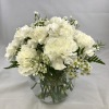 12 Carnation Centerpiece - Garden Party