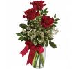 Simply Love Rose Bud Vase