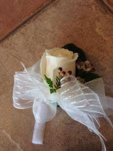 Rose Wristlet