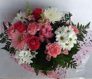 Custom Hand Tied Bouquet