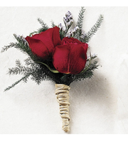 FTD True Happiness Rose Boutonniere