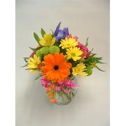 Cute and Colourful Rosebowl