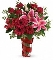 The Swirling Desire Bouquet