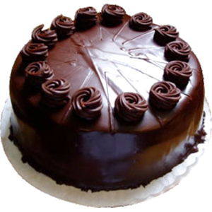 Stone Roses Birthday Cake