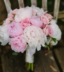 Custom Bouquet from Oleander Floral Design