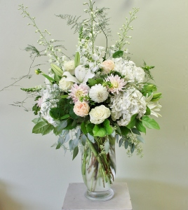Custom Ceremony Standards by Oleander Floral Design