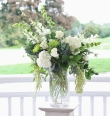 Custom Ceremony Standards by Oleander Floral Design