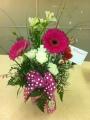 Vase fleuri MF130