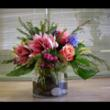 Uptown Blossoms Vase