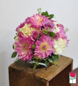Beretania's Ellie Bouquet