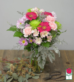 Beretania's Charm Bouquet