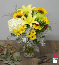 Beretania's Heavenly Bouquet
