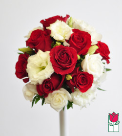 French Bouquet - Red & White Luxe