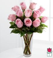 Beretania's Premium Pink Rose Masterpiece (30% Larger flower)