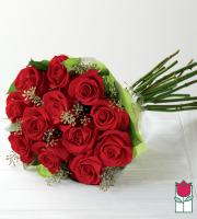 The BF Premium Rose Arm Bouquet