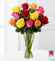The BF Premium Sweethearts Rose Masterpiece