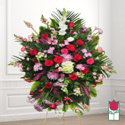 Beretania's Akoni Wreath