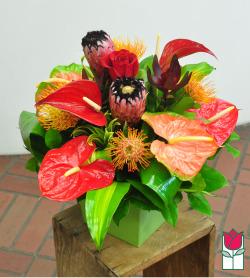 Beretania's Paradise Tropical Bouquet