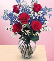 The FTD® Rose Fest ™ Bouquet