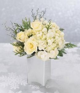 The FTD® Snow Burst™ Bouquet