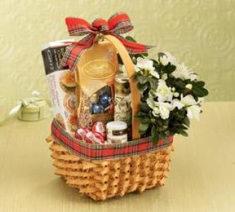 The FTD® Taste of the Season™ Gourmet Basket