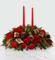 FTD Holiday Classic Centerpiece $49.99