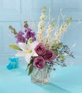 The FTD® Burst of Light™ Bouquet