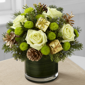 The FTD® Season\'s Sparkle™ Bouquet